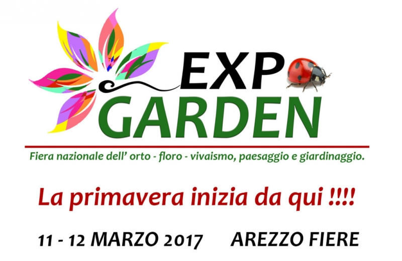 Expo garden arezzo bieffe garden attrezzi giardinaggio e - Fiera giardinaggio ...