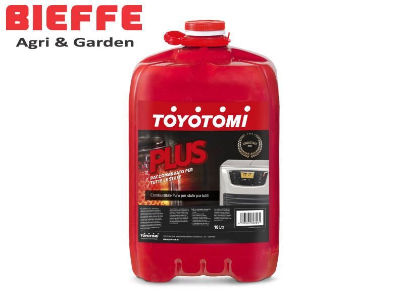 toyotomi zibro combustibile plus prezzo riscaldamento