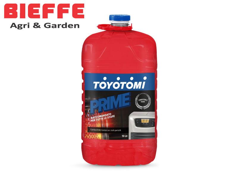 toyotomi zibro combustibile prime prezzo riscaldamento