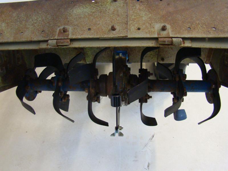 Usato fresa per motocoltivatore grillo bcs sep usata in for Motocoltivatore usato lazio