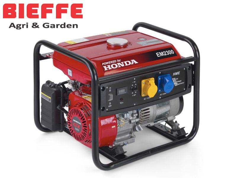 Generatore honda em 2300 generatori di corrente for Generatore di corrente honda usato