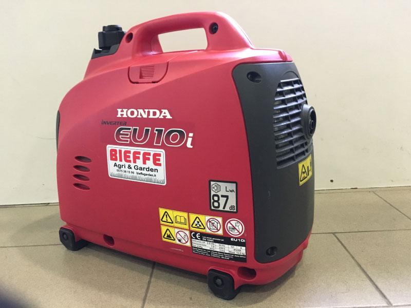 Generatore honda eu 10i usato macchine giardinaggio for Generatore honda usato